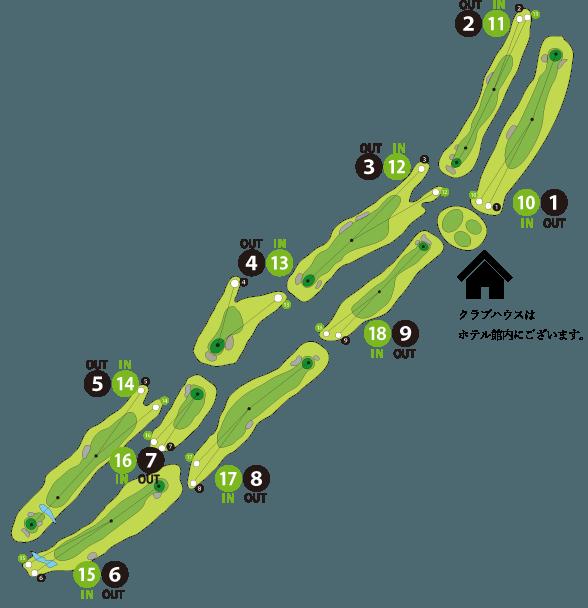 画像:コースマップ